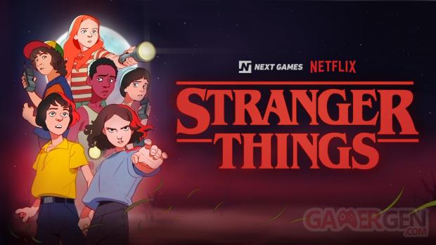 Stranger Things jeu Next Games