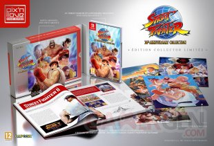 Street Fighter 30th anniversary collection collector Pix n Love Switch 12 04 2018