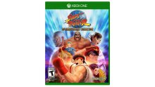 Street Fighter 30th Anniversary Collection images Xbox One jaquette (1)
