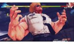 street fighter arcade edition les trigger ii tous personnages exhibes video