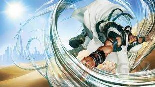 Street Fighter V 10 09 2015 Rashid 1