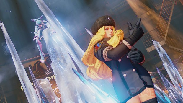 Street Fighter V 17 02 2017 Kolin screenshot 6
