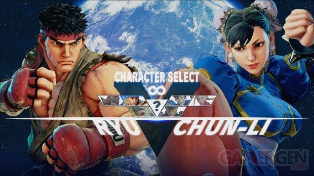 Street Fighter V 18 07 2015 screenshot