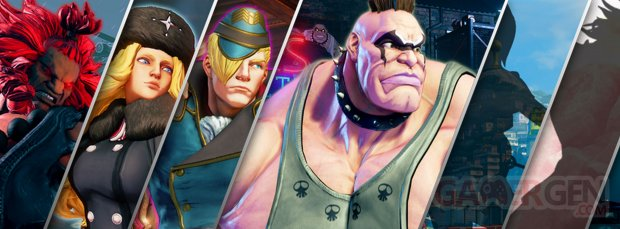 Street Fighter V 18 07 2017 DLC Character Pass 2