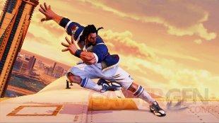 Street Fighter V 21 07 2017 Sports costumes DLC screenshot 1