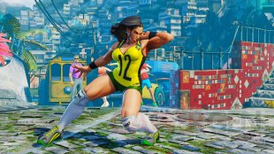 Street Fighter V 21 07 2017 Sports costumes DLC screenshot 3