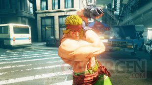 Street Fighter V Alex mise a jour personnage (12)