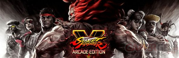 Street Fighter V Arcade Edition ban vignette images