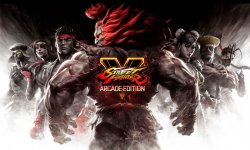 Street Fighter V Arcade Edition images test