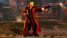 Street Fighter V Arcade Edition Mode Survie tenues costumes Devil May Cry images (8)
