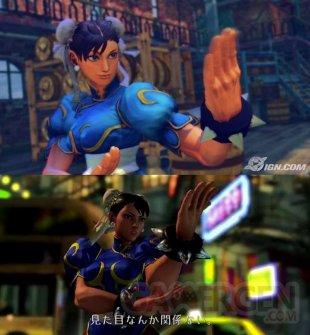 Street Fighter V comparaison images IV (1)