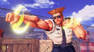 Street Fighter V Guile image screenshot 12