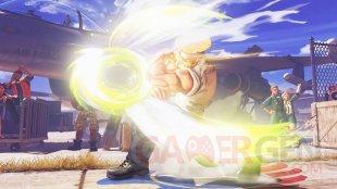Street Fighter V Guile image screenshot 3
