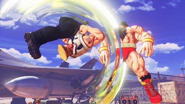 Street Fighter V Guile image screenshot 7