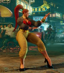 Street Fighter V holiday images (1)
