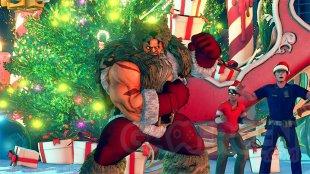 Street Fighter V holiday images (2)