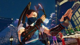 Street Fighter V Ibuki image screenshot 4