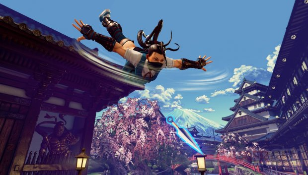 Street Fighter V Ibuki image screenshot 9