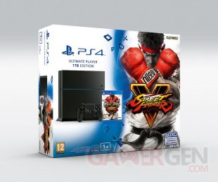 Street Fighter V PS4 bundle