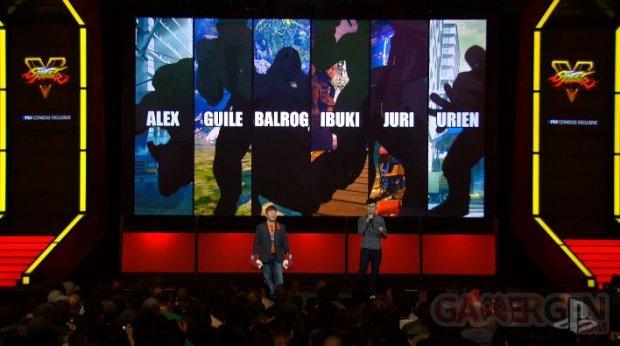 Street Fighter V s