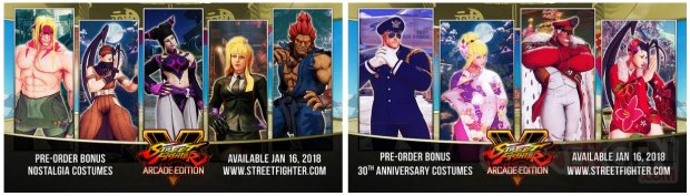 Street Fighter V Season Character Pass 3