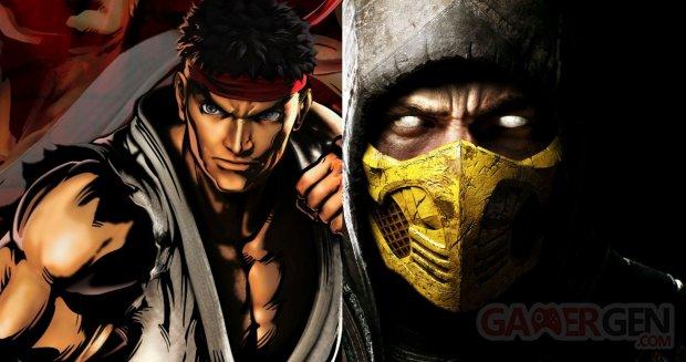 Street Fighter x Mortal Kombat 30.06.2014
