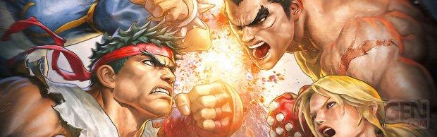 Street Fighter X Tekkn banner