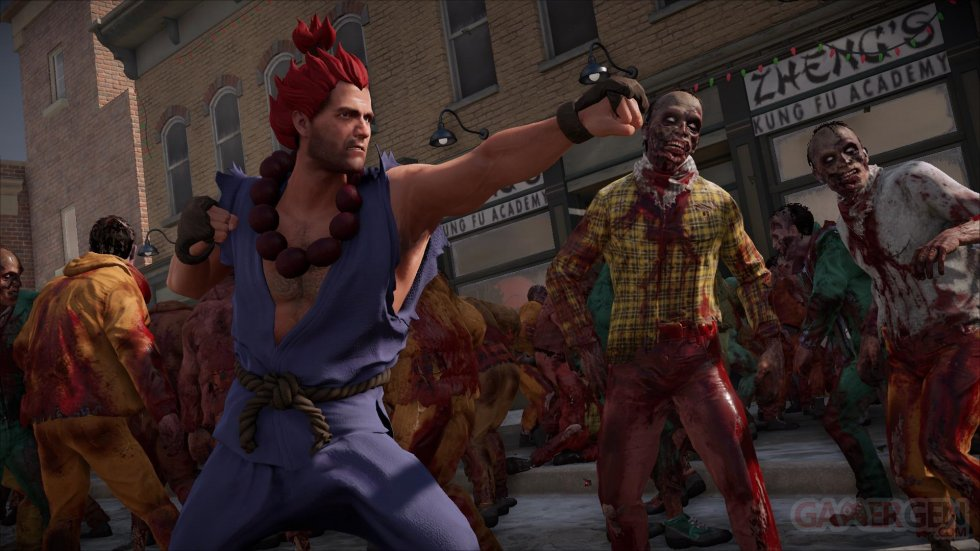Street Fighters come to Dead Rising 4 in Capcom Heroes 2 (5)