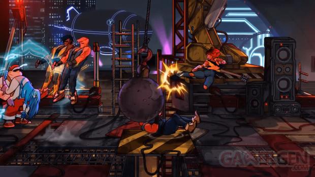 Streets of Rage 4 Cherry screenshot (10)