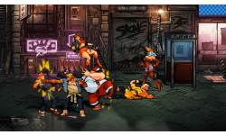 Streets of Rage 4 head