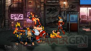 Streets of Rage 4 head