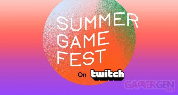 Summer Game Fest Twitch