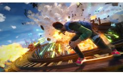 Sunset Overdrive E3 2014 captures montagnes russes 1