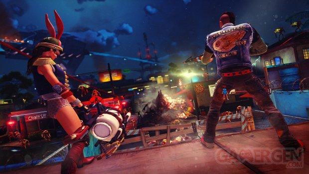 Sunset Overdrive E3 2014 captures montagnes russes 3