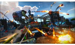 Sunset Overdrive E3 2014 captures montagnes russes 6