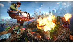 Sunset Overdrive E3 2014 captures montagnes russes 8