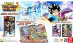 Super Dragon Ball Heroes World Mission : une Hero Edition annoncée en Europe et Amérique du Nord