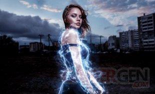 super heros femme