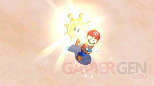 Super Mario 3D All Stars Mario Sunshine screenshot 9