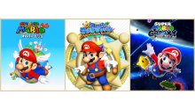 Super Mario 3D All-Stars test vignette impressions 1