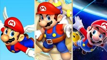 Super Mario 3D All-Stars test vignette impressions