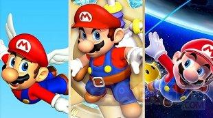Super Mario 3D All Stars test vignette impressions