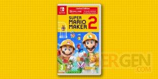 Super Mario Maker 2 edition limitee bonus de precommande image (2)