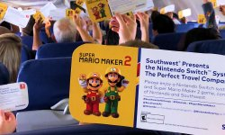 Super Mario Maker 2 Switch offerte Southwest Airlines images