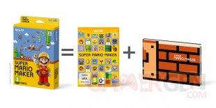 Super Mario Maker coffret physique jaquette