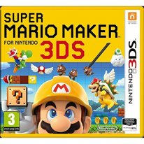 Super Mario Maker for 3DS jaquette image