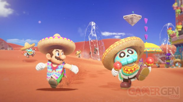 Super Mario Odyssey images (7)