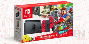 Super Mario Odyssey images Switch console (4).