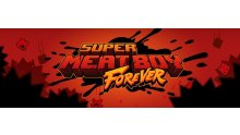 Super Meat Boy Forever Logo
