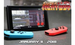 Super Meat Boy Switch